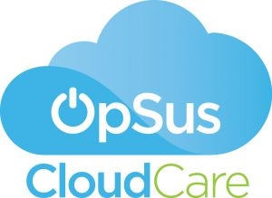 Opsus cloud care logo